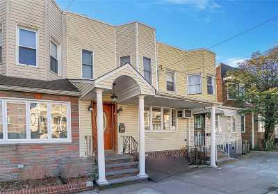 Middle Village Multi Family Home For Sale: 79-34 67th Rd