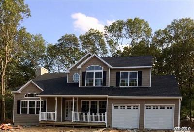 Lake Grove Single Family Home For Sale: Lot 1 Walnut St