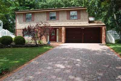 Nesconset Single Family Home For Sale: 168 Alexander Ave