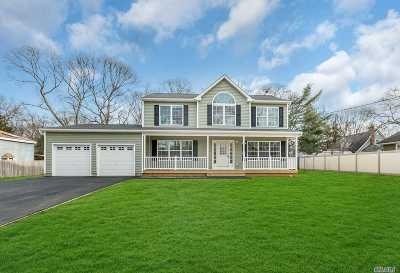 Hauppauge Single Family Home For Sale: Lot #1 Milmay Ave