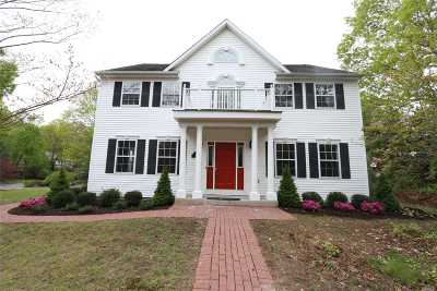 E. Setauket Single Family Home For Sale: 10 Daremy Ln