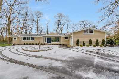 Smithtown Single Family Home For Sale: 326 Edgewood Ave