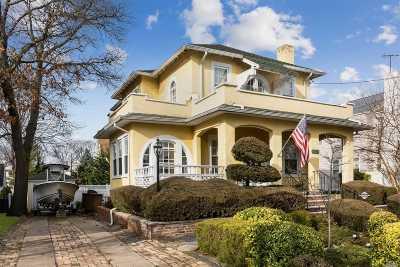 Hewlett Single Family Home For Sale: 1280 Westervelt Pl
