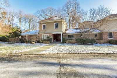Brookville Single Family Home For Sale: 1985-5 Cedar Swamp Rd