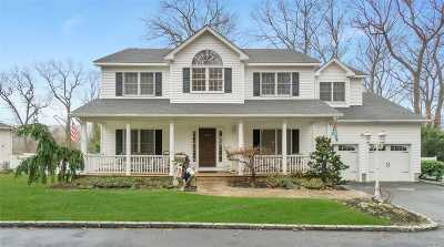 Smithtown Single Family Home For Sale: 149 Ledgewood Dr