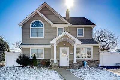 Levittown Single Family Home For Sale: 18 Plow Ln