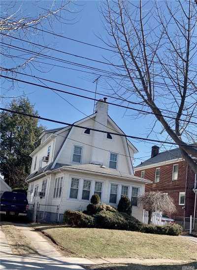 Flushing Single Family Home For Sale: 43-19 169 St