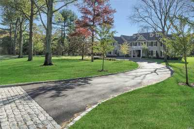 Old Westbury Single Family Home For Sale: 50 Rolling Hill Ln
