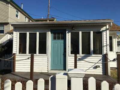 Long Beach NY Single Family Home For Sale: $349,000