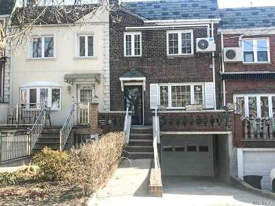 Rego Park Single Family Home For Sale: 65-37 Alderton St