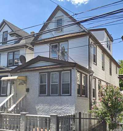 Jamaica Multi Family Home For Sale: 146-49 105th Ave