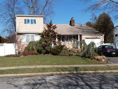 Syosset Single Family Home For Sale: 19 Gary Rd