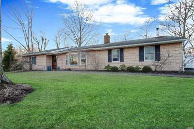 Miller Place Single Family Home For Sale: 16 Henearly Dr