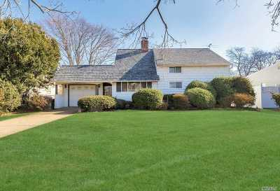 Levittown Single Family Home For Sale: 87 Bobolink Ln