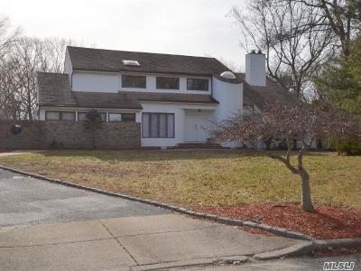 Ronkonkoma Single Family Home For Sale: 23 Gooseberry Ln