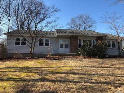 Lake Grove Single Family Home For Sale: 2 Win Pl