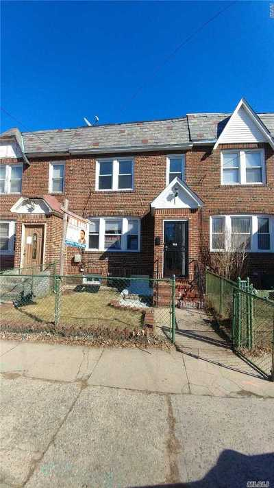 Jamaica Single Family Home For Sale: 112-37 204th St