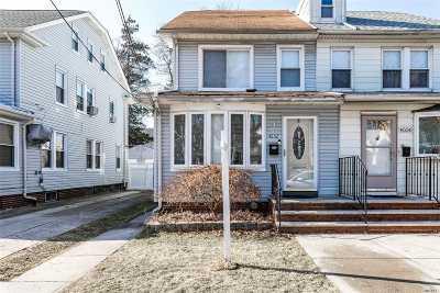 Flushing Single Family Home For Sale: 45-52 170 St
