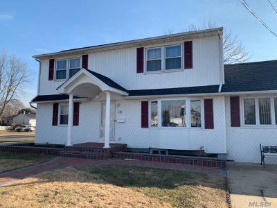Farmingdale Single Family Home For Sale: 118 Willard Ave