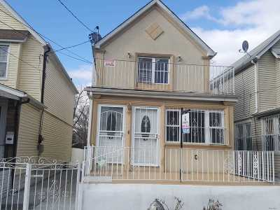 Jamaica Multi Family Home For Sale: 117-22 168th St