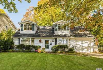 Wantagh Single Family Home For Sale: 3583 Bunker Ave