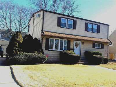 Wantagh Single Family Home For Sale: 2545 Sycamore Ave