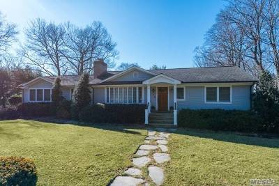 Cold Spring Hrbr Single Family Home For Sale: 4 Fox Hunt Ln