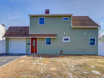 Wantagh Single Family Home For Sale: 25 Deer Ln