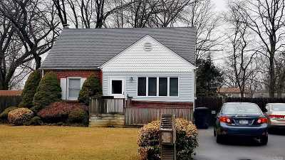 West Islip Single Family Home For Sale: 4 Cotter St