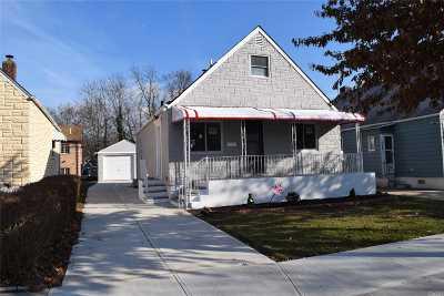 Bellerose, Glen Oaks Single Family Home For Sale: 81-35 250th St