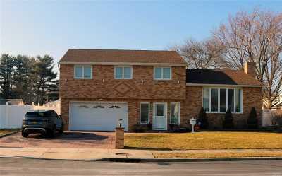 Hicksville Single Family Home For Sale: 25 Fox Pl