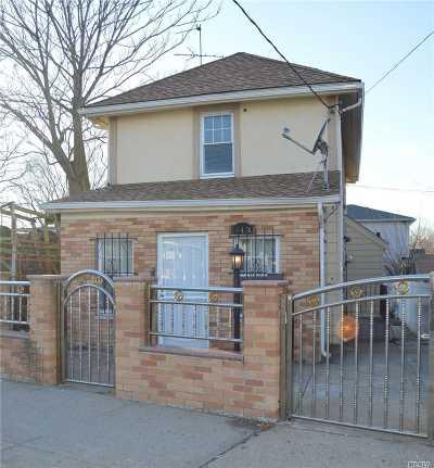 Jamaica Single Family Home For Sale: 144-30 Farmers Blvd