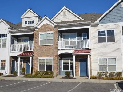 Patchogue Condo/Townhouse For Sale: 90 Millie Ct