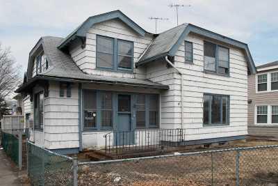 Cedarhurst Single Family Home For Sale: 568 W Broadway
