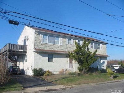 Seaford Multi Family Home For Sale: 2850 Shore Rd