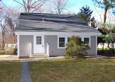 East Hampton Single Family Home For Sale: 349 Three Mile Harbo Rd