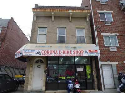 Corona Multi Family Home For Sale: 43-08 108th St