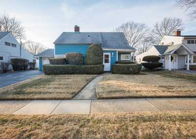 Wantagh Single Family Home For Sale: 18 Russet Ln