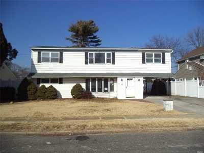 Bethpage Single Family Home For Sale: 11 Reading Ln