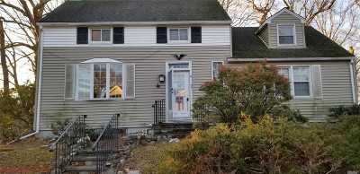 Glen Head Single Family Home For Sale: 4 Carman Pl