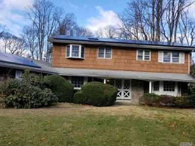 Dix Hills Single Family Home For Sale: 1 Sleepy Hollow Ln