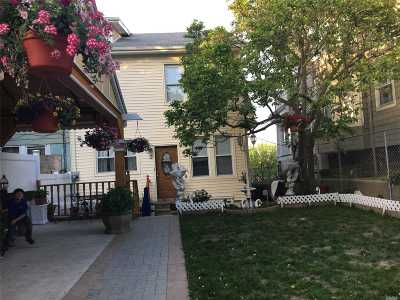 Single Family Home For Sale: 29-45 Butler St