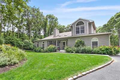 Hampton Bays Single Family Home For Sale: 5 Squires Blvd