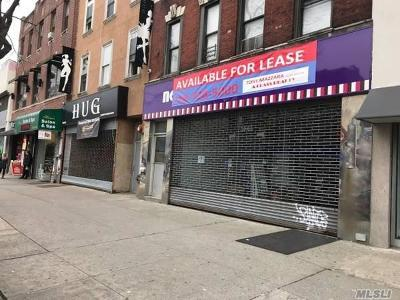 Astoria Commercial Lease For Lease: 30-65 Steinway St