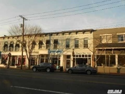 Huntington Rental For Rent: 249 Main St #East
