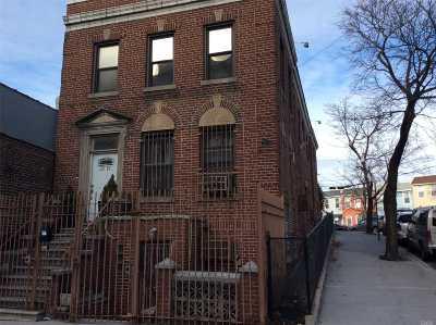 Flushing Multi Family Home For Sale: 55-19 Metropolitan Ave