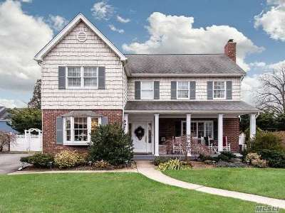 Westbury NY Single Family Home For Sale: $799,000
