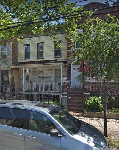 Brooklyn Multi Family Home For Sale: 467 Atkins Ave