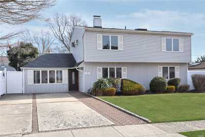 Levittown Single Family Home For Sale: 5 Quiet Ln