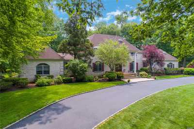 Nissequogue Single Family Home For Sale: 9 Swan Pl
